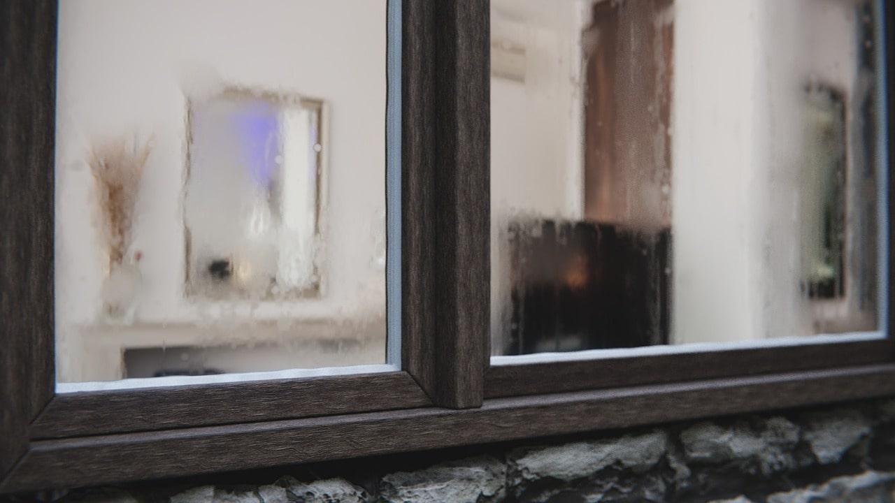 Causes d'humidité dans une maison